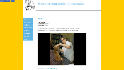 logo Huisdierenpraktijk Colmschate