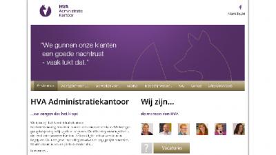 logo HVA Administratiekantoor
