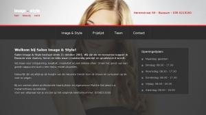 logo Salon Image & Style