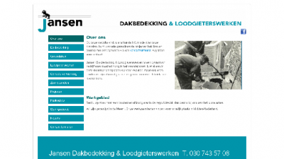 logo Jansen Dakbedekking & Loodgieterswerken