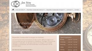 logo Stins Uurwerkmaker-Instrumentmaker Jan