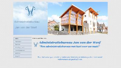 logo Werf Administratiebureau Jan van der