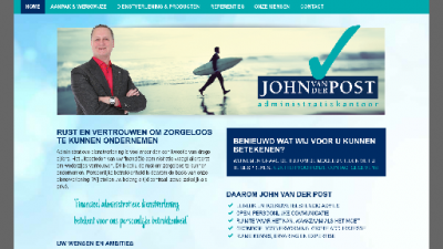 logo Post John vd