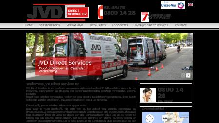 JVD Direct Services BV - loodgieter  cv en riool specialist