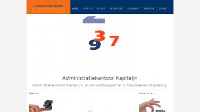 logo Kapiteijn Administratiekantoor