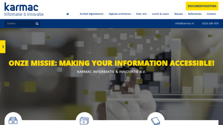 Karmac Informatie & Innovatie B.V.