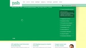 logo PSB Particuliere School Benschop BV/Uitgeverij