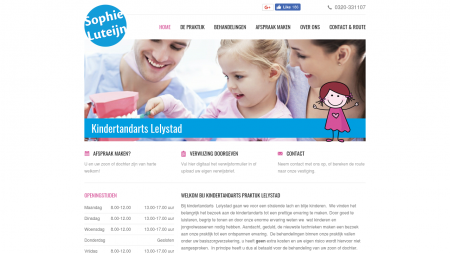 Kindertandarts Lelystad