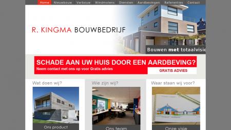 Kingma Bouw- en Aannemersbedrijf