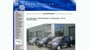 logo Klimavision Airconditioning BV