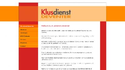 logo Klusdienst Deventer
