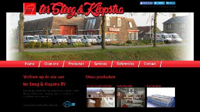 logo Steeg & Klopstra BV Koeling & Airconditioning Ter