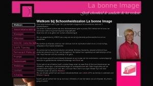 logo Bonne Image Schoonheidssalon  & Afslankstudio La