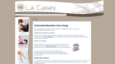 Schoonheidssalon La Casey