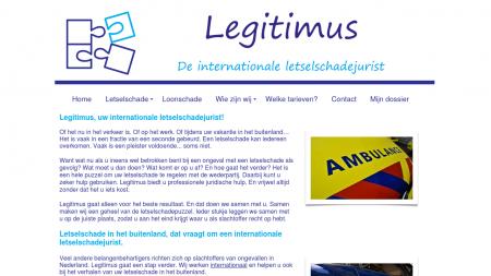 Legitimus, de internationale letselschadejurist