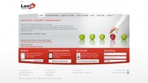 logo Lenix Telecom BV