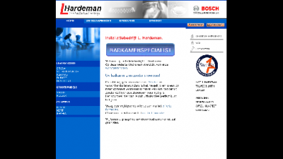 logo Installatiebedrijf L Hardeman