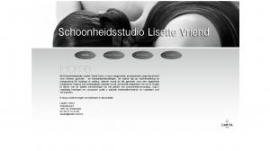 logo Schoonheidsstudio Lisette Vriend