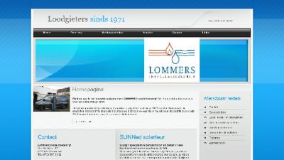 logo Lommers Installatiebedrijf