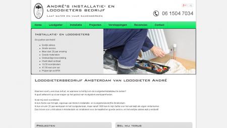 André's Installatie- en Loodgietersbedrijf