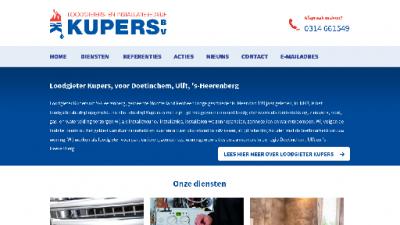 logo Kupers Loodgieters  & Installatiebedrijf BV