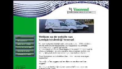 logo Loodgietersbedrijf Voorend