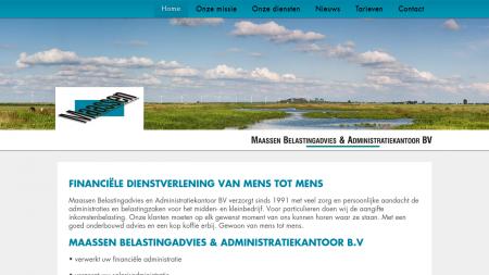 Maassen BV Belastingadvies & Administratiekantoor