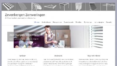logo Zevenbergen Zonweringen