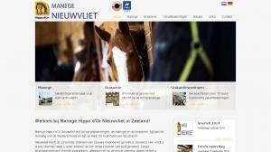 logo Manege Nieuwvliet