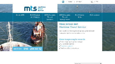 logo Maritime Travel Service BV