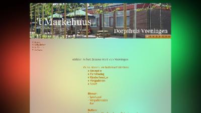 logo Dorpshuis 't Markehuus