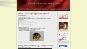 logo Mascarade Schoonheidssalon