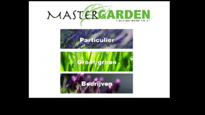 logo Mastergarden Hoveniersbedrijf