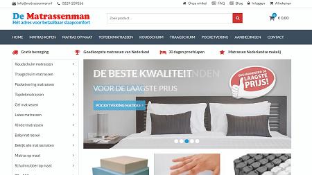 Matrassenman.nl