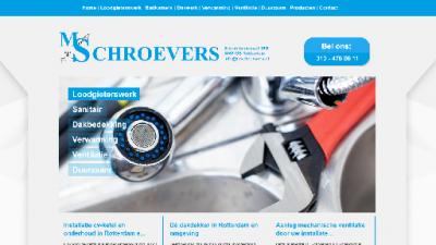 logo Loodgietersbedrijf Schroevers BV
