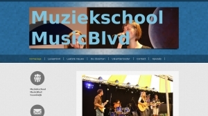 logo Muziekschool Music Blvd