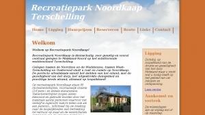 logo Recreatiepark Noordkaap Terschelling