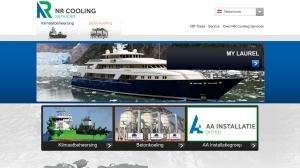 logo NR Cooling Services BV