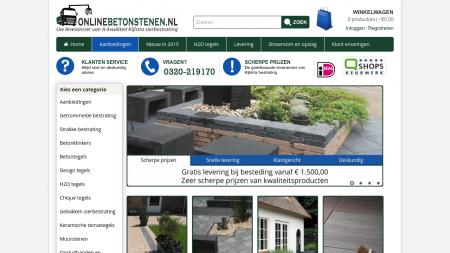Onlinebetonstenen.nl