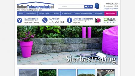 Online Tuinwarenhuis