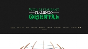 logo Flamingo Oriental Wok Restaurant