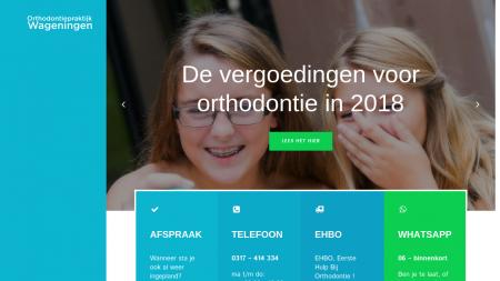 Orthodontiepraktijk Wageningen