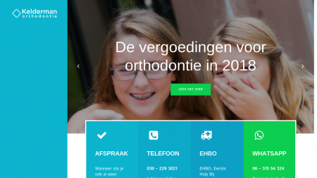 Kelderman Orthodontie Bilthoven
