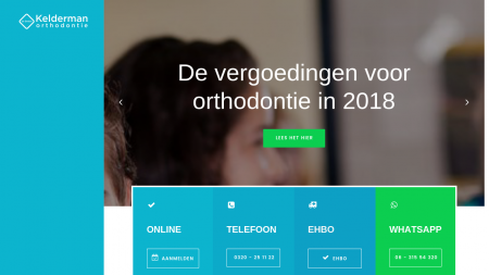 Kelderman Orthodontie de Botter