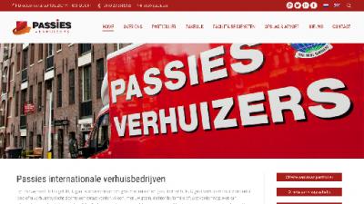 logo Passies Verhuizers