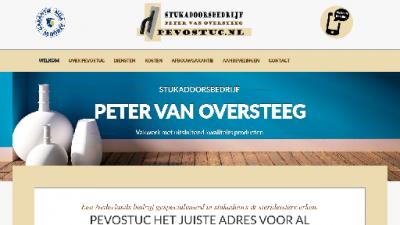 logo Klus- en Stukadoorsbedrijf Peter van Oversteeg
