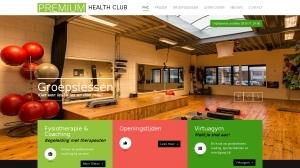 logo Premium Health Club