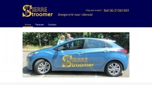logo Autorijschool Pierre Stroomer
