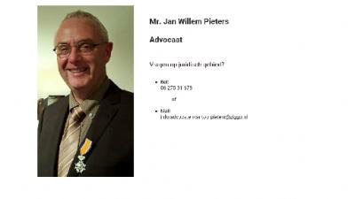 logo Pieters Advocaat Mr J W
