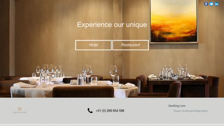 Suitehotel Restaurant Posthoorn